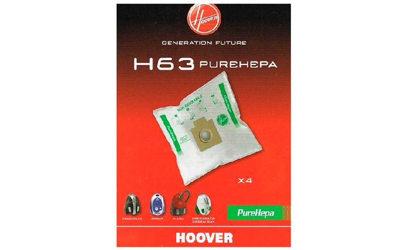 SACCHI HOOVER  H63